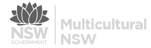 NSW Government Multicultural NSW